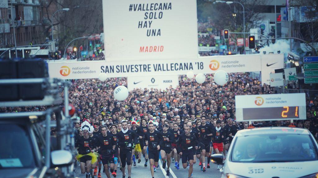 San Silvestre: cómo afrontar la carrera a partir de los 45 años