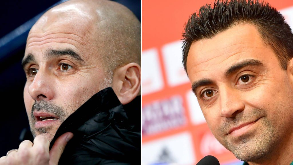 El bombazo que prepara el PSG para el banquillo: Guardiola y Xavi juntos la próxima temporada