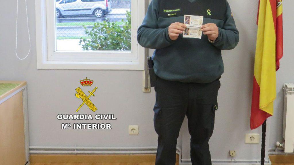 Investigado un hombre por sustraer lotería en Silleda (Pontevedra)