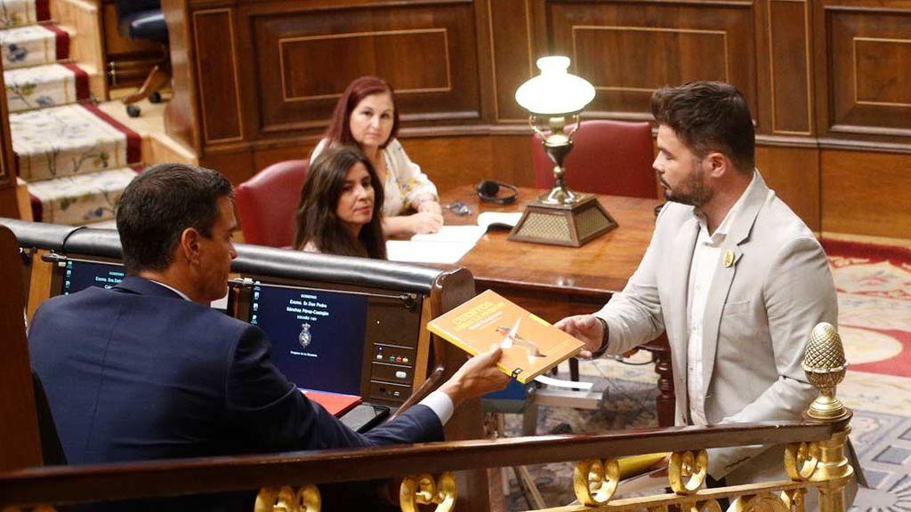 El PSOE pisa el acelerador para intentar lograr una investidura antes de Nochevieja