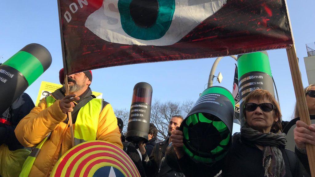 Balas de foam y pelotas de goma inflables: Tsunami desvela una de las acciones para el 'clásico'