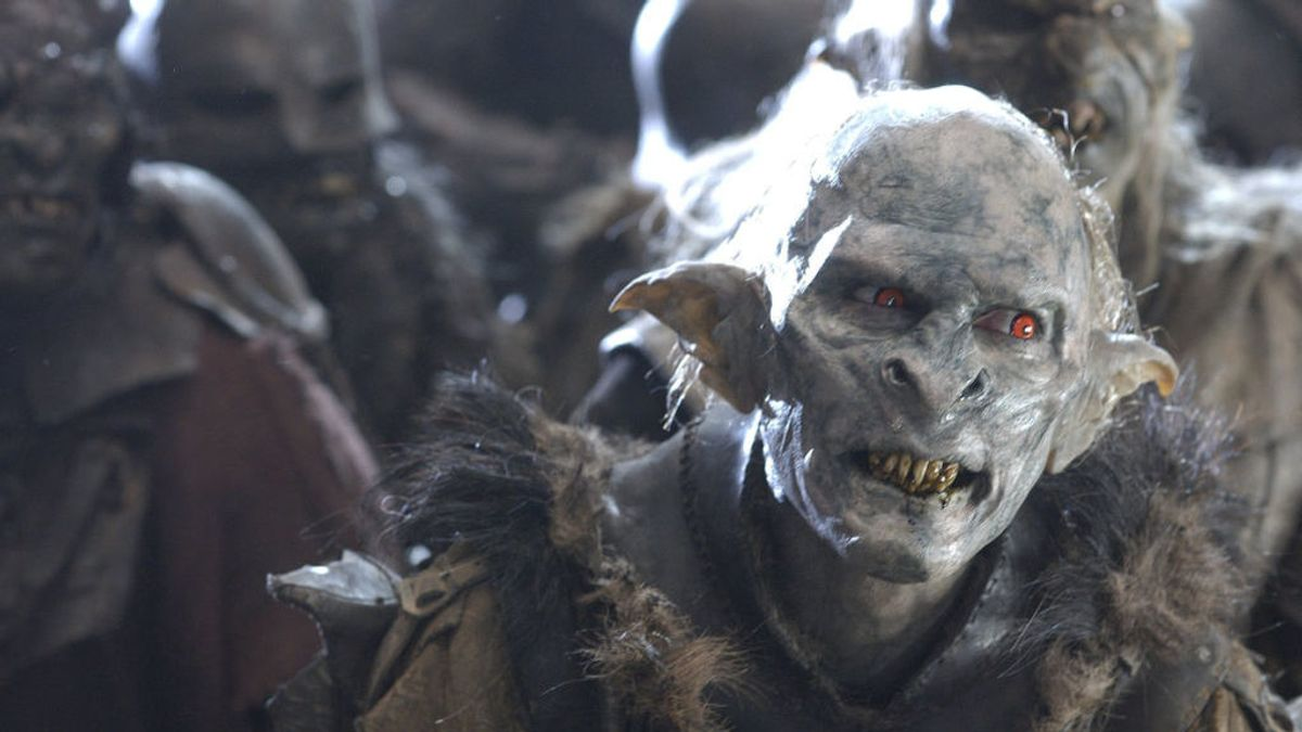 La serie de 'El señor de los anillos' busca feos y personas con rarezas físicas en un casting