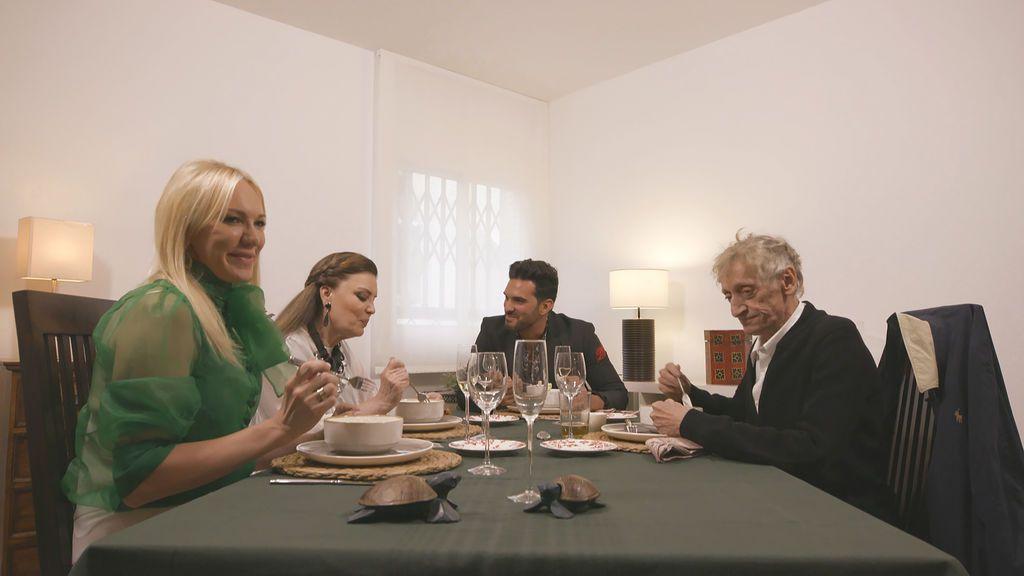 Suso Álvarez, anfitrión en 'Ven a cenar conmigo. Gourmet Edition'