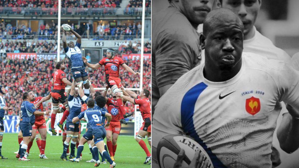 Luto en el rugby francés: fallece el exjugador Ibrahim Diarra a los 36 años de edad tras sufrir un accidente cardiovascular