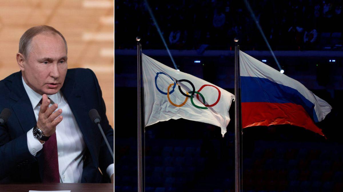 Rusia no se da por vencida y apelará la sanción de cuatro años por dopaje