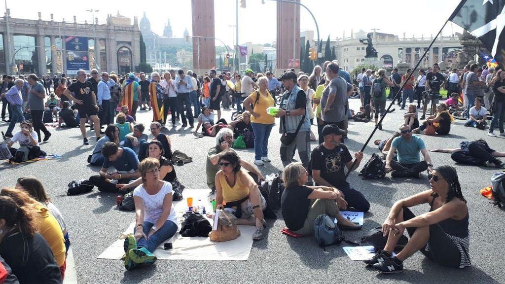 Pícnic per la República convoca movilizaciones contra la sentencia a Torra