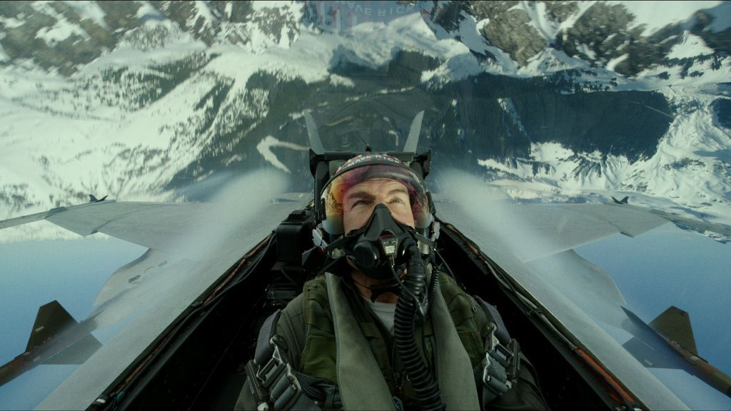 Top Gun: Maverick, una carta de amor a la aviación