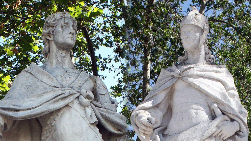 Sisenando, Leovigildo o Turismundo: la rareza de llamarse como un rey visigodo