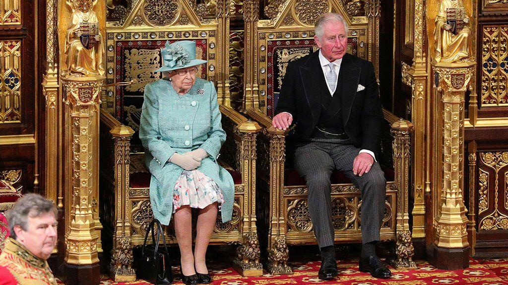 El discurso de la reina de Inglaterra