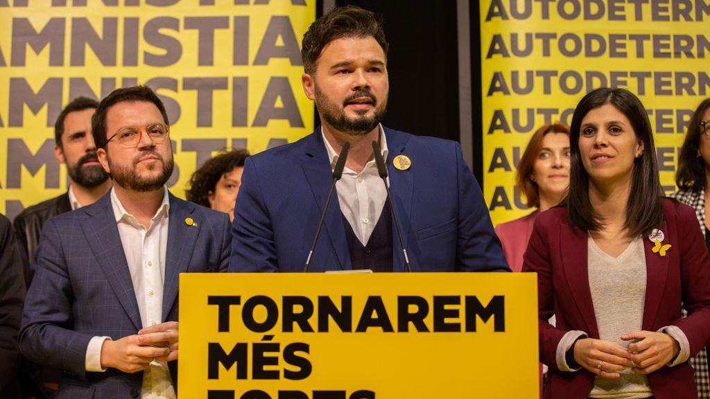 ERC ultima su Congreso Nacional en mitad del ultimátum al PSOE sobre la inmunidad de Junqueras