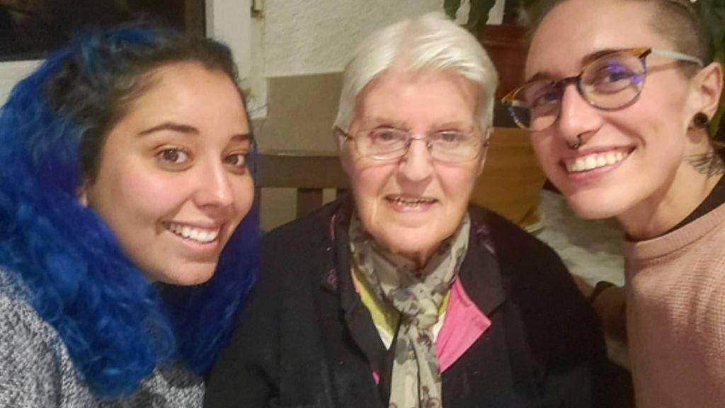 Albora e Iris nos cuentan su experiencia en 'Adopta un abuelo'