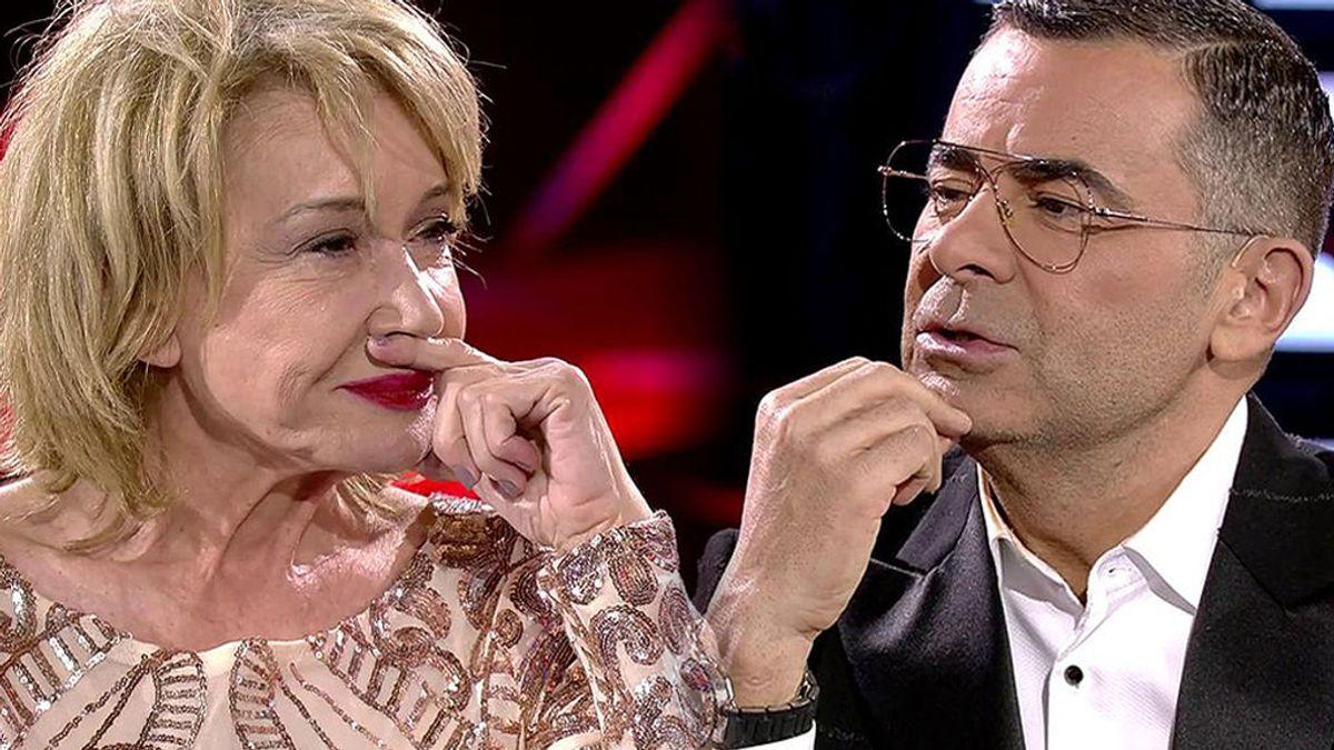 Jorge Javier Vázquez se moja sobre el concurso de Mila Ximénez