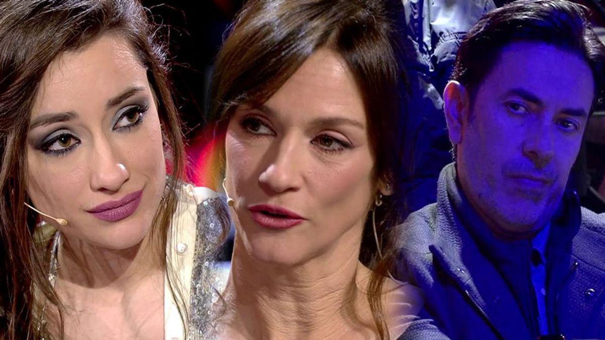 """Adara asegura que siente """"amor"""" por Gianmarco pero se queda descolocada con la reacción de sus padres: """"Estoy flipando"""""""