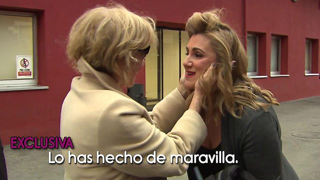 La vuelta de Mila Ximénez a Telecinco