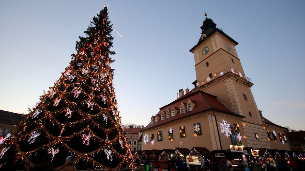 Navidad y viajes: qué tiempo va a hacer en Nochebuena y Nochevieja