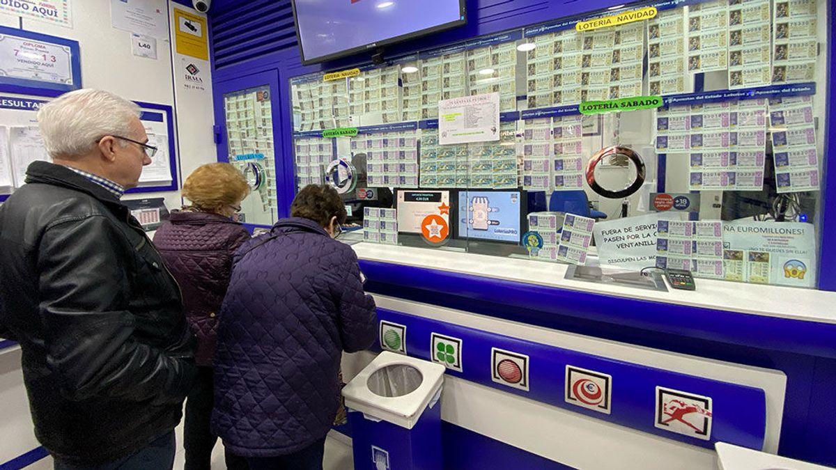 Administración de Lotería de Madrid