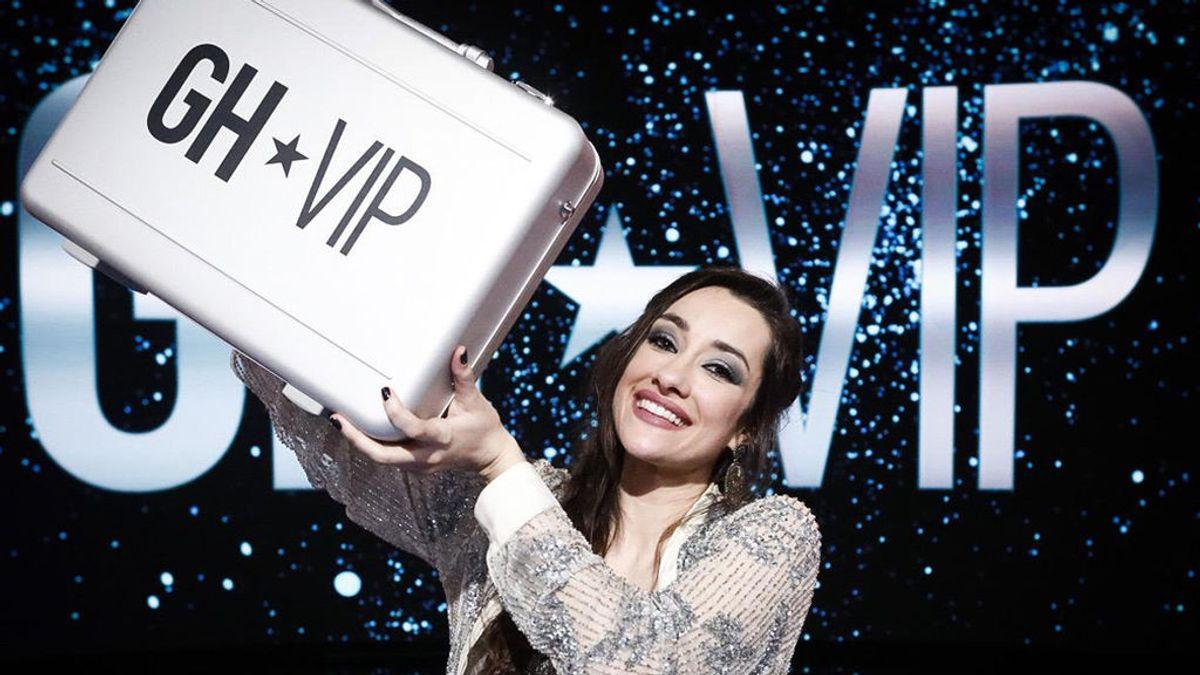 Adara se convierte en la ganadora de 'Gran Hermano VIP 7'
