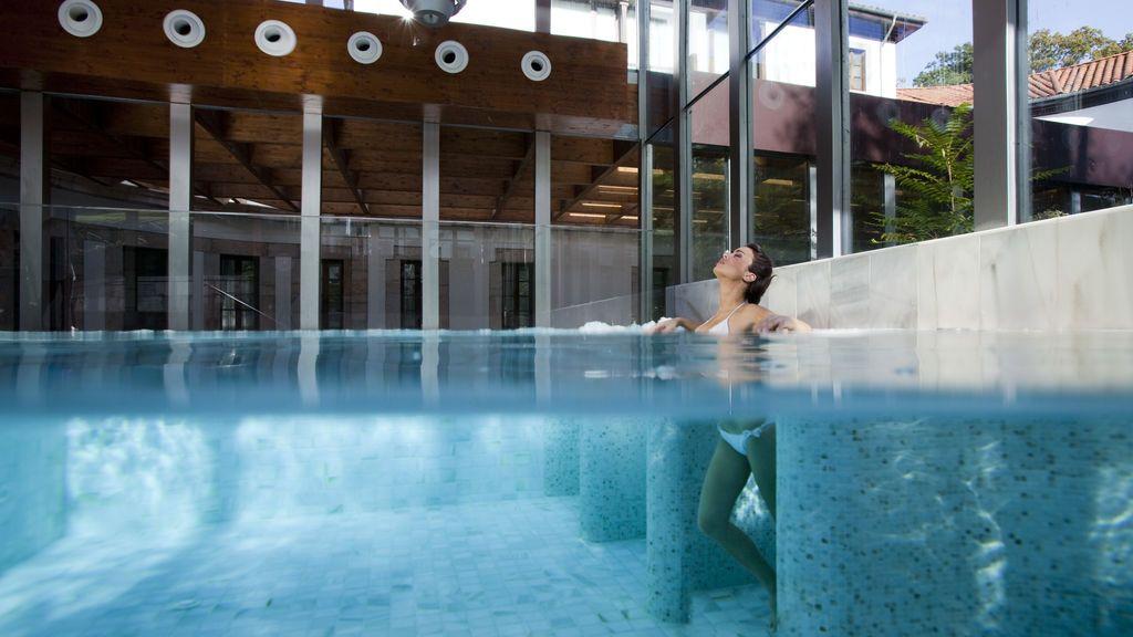 LAS CALDAS Centro Termal El Manantial piscina_relajacion