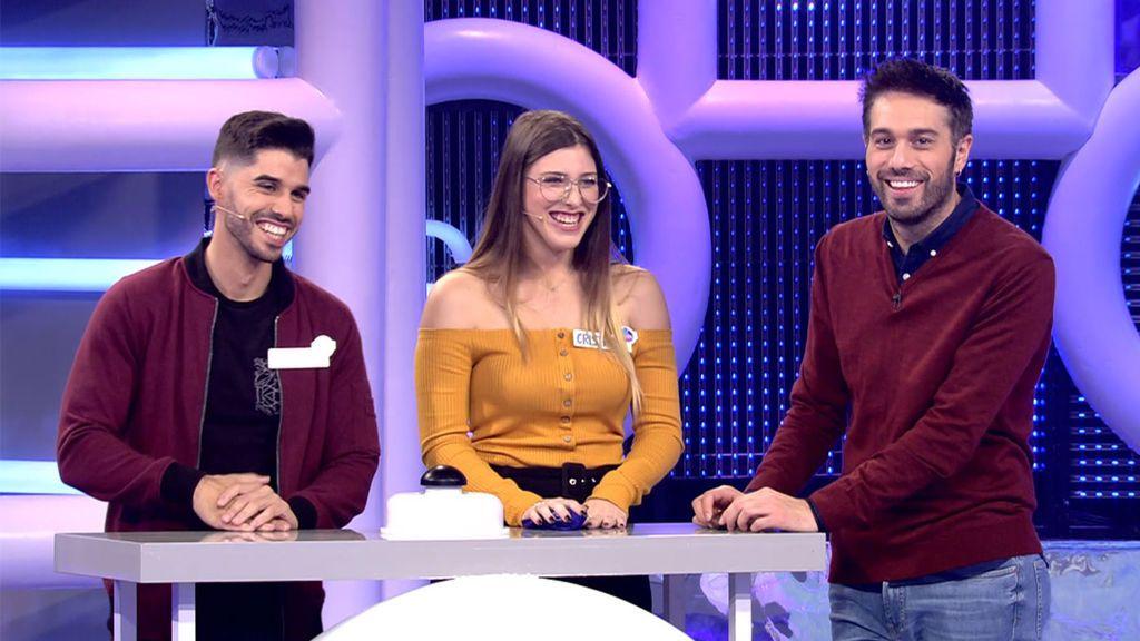 Cristina y Abel El concurso del año Temporada 1 Programa 326