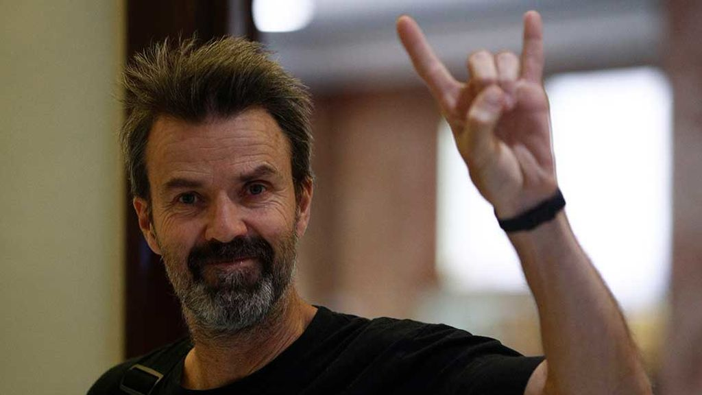 Pau Donés reúne a Jarabe de Palo para ofrecer dos conciertos solidarios en Barcelona