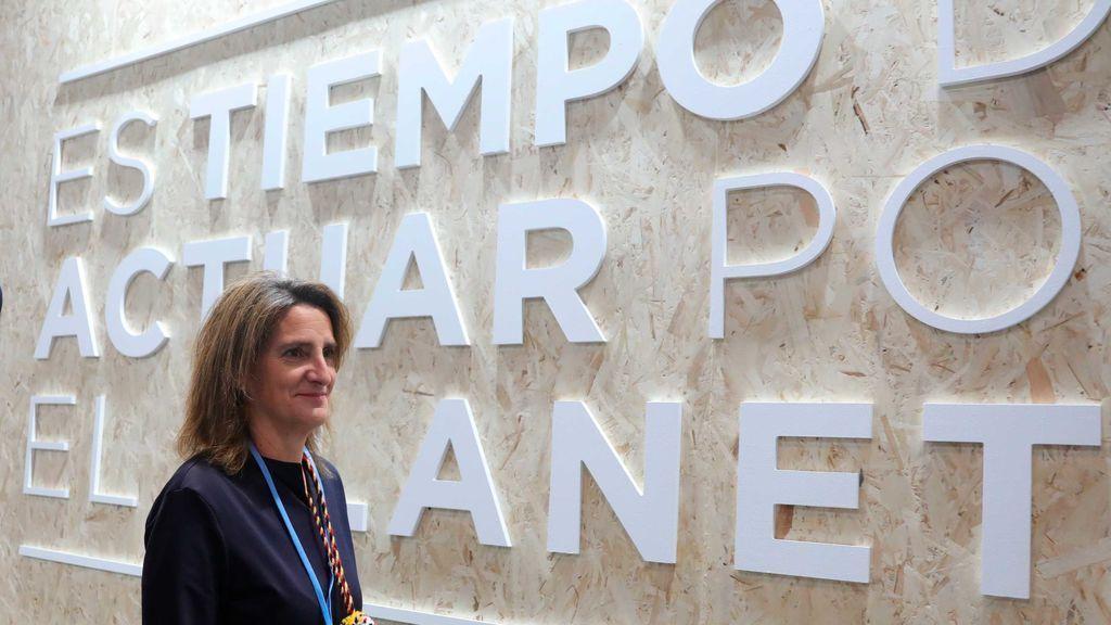 La foto de la contradicción de la Cumbre del Clima en Madrid