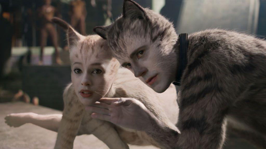 Imagen de la película Cats