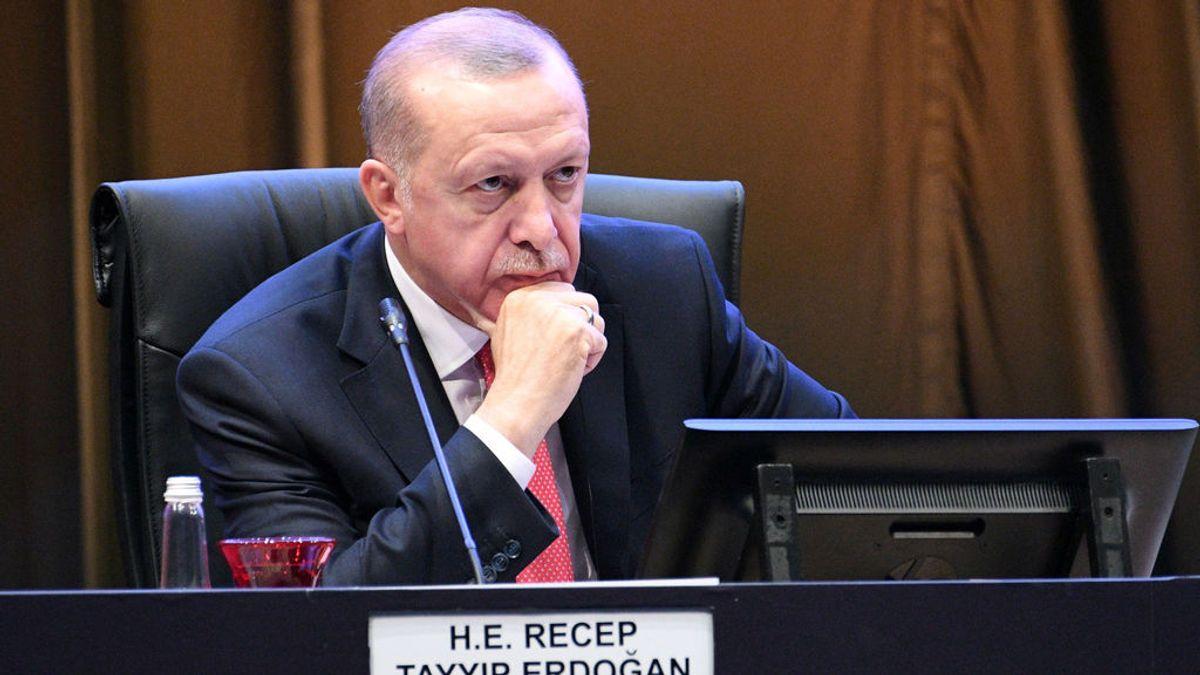 Erdogan dice que Turquía aumentará el apoyo militar a Libia si fuese necesario