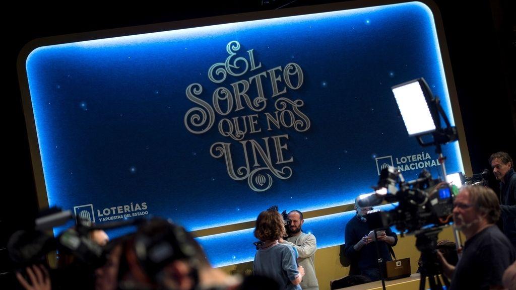 Las mejores imágenes del Sorteo Extraordinario de la Lotería de Navidad 2019