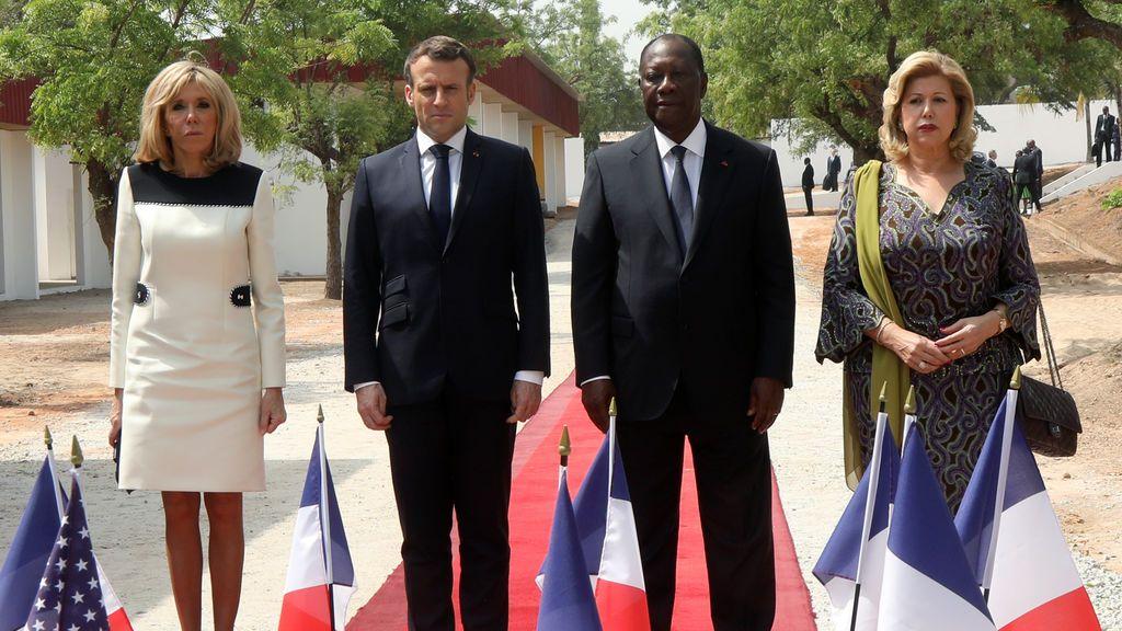 """Macron pide """"tregua"""" a los sindicatos contra la reforma de las pensiones  por Navidad"""
