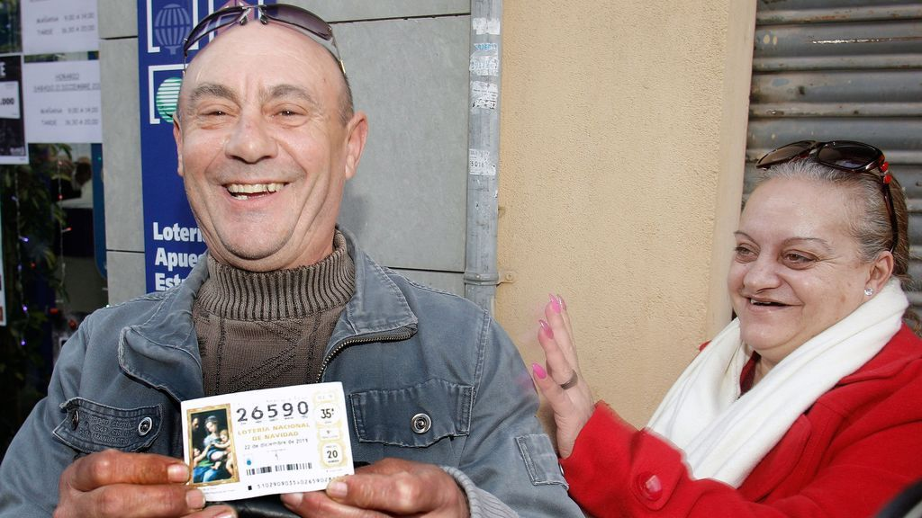 El Sorteo Extraordinario de la Lotería de Navidad 2019, en imágenes