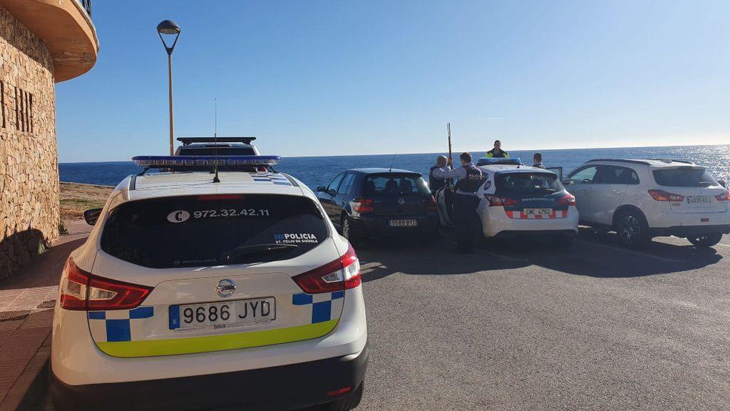 El temporal en Cataluña: un pescador muerto y 506 incidencias por fuertes vientos