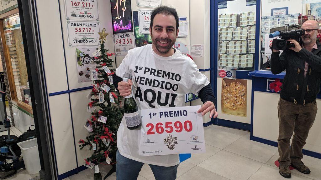 loteria gordo sevilla