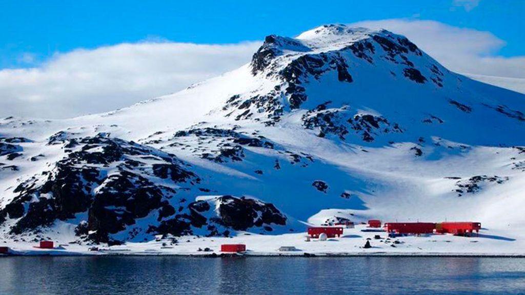 El Gordo cae en la Antártida: un militar español destinado allí lleva una participación del 26590