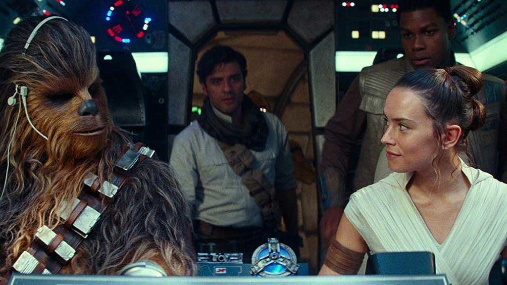 'El ascenso de Skywalker' flojea en taquilla pero recauda 337 M€ en su estreno mundial