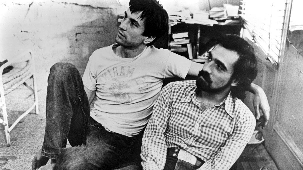 Martin Scorsese y Robert De Niro, origen de su amistad - Uppers