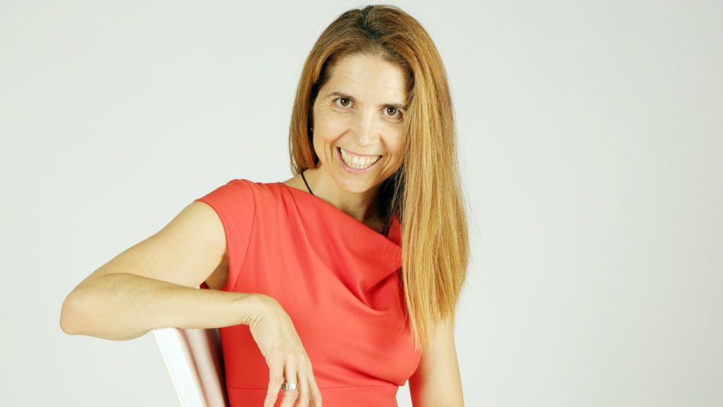 Nuria Oliver, investigadora de Inteligencia Artificial
