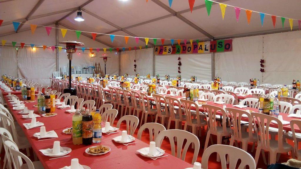 A la última fiesta del 'Paluso' acudieron más de 200 personas