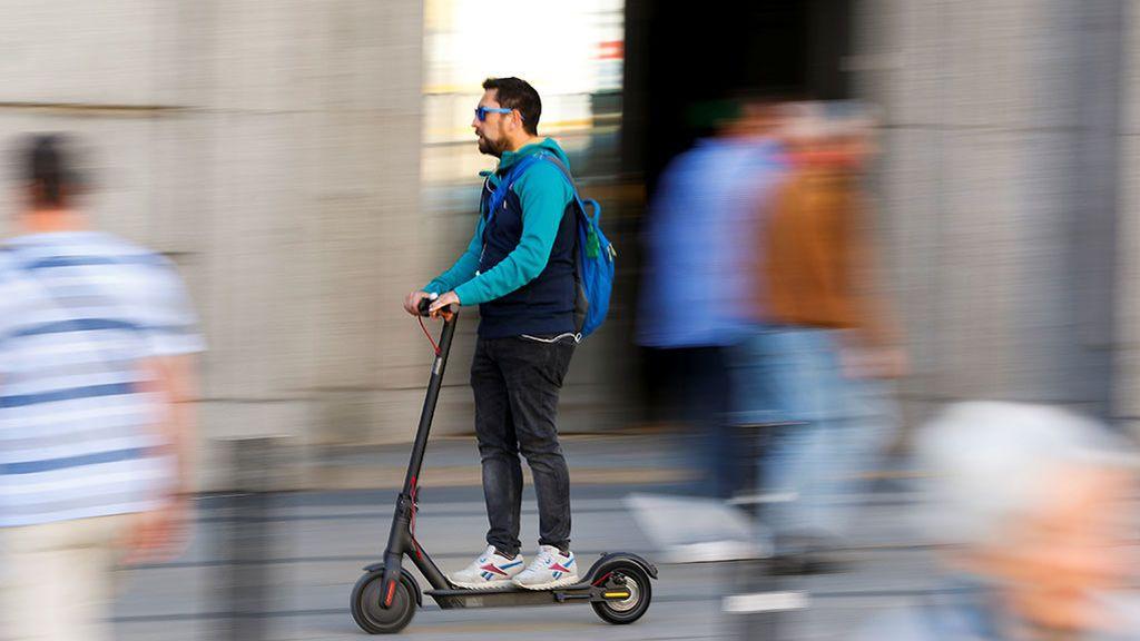 La mitad de los patinetes que circulan en España podrían ser ilegales por superar los 25 km/h