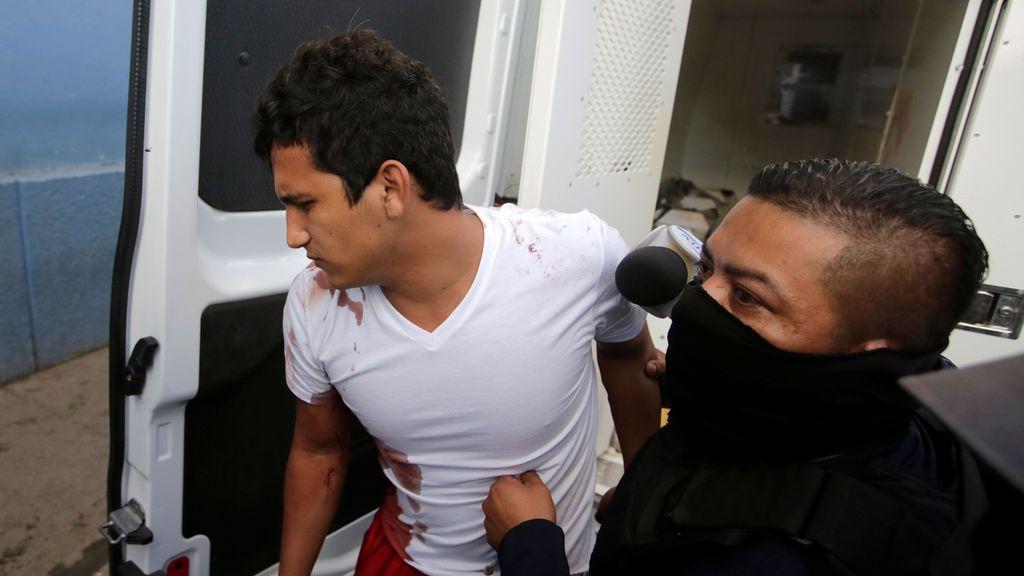 Reyerta sangrienta en una cárcel de Honduras con 19 muertos