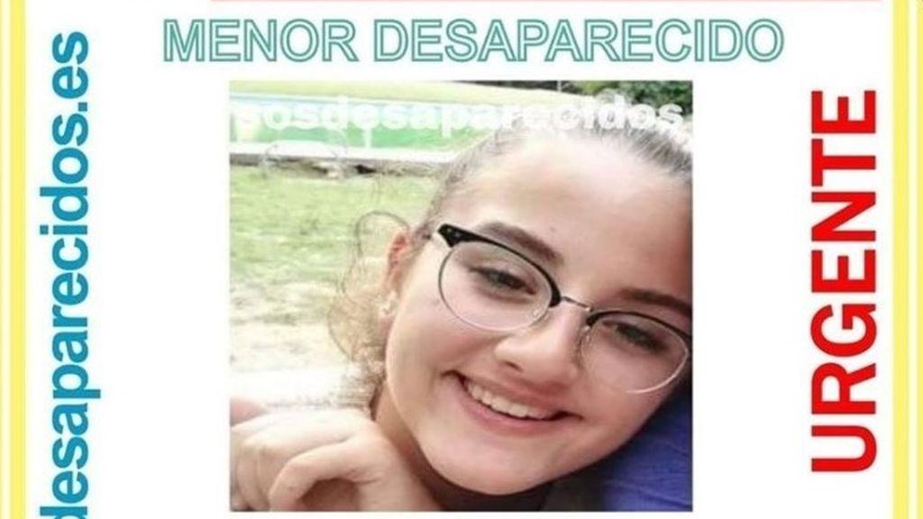 Buscan a Nerea Vega Gómez, una menor de 15 años desaparecida desde el sábado en Barcelona