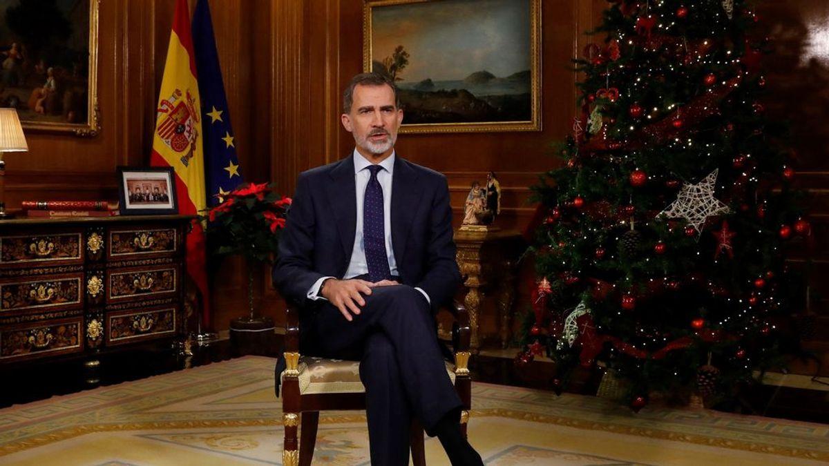 El discurso del rey Felipe VI,  íntegro