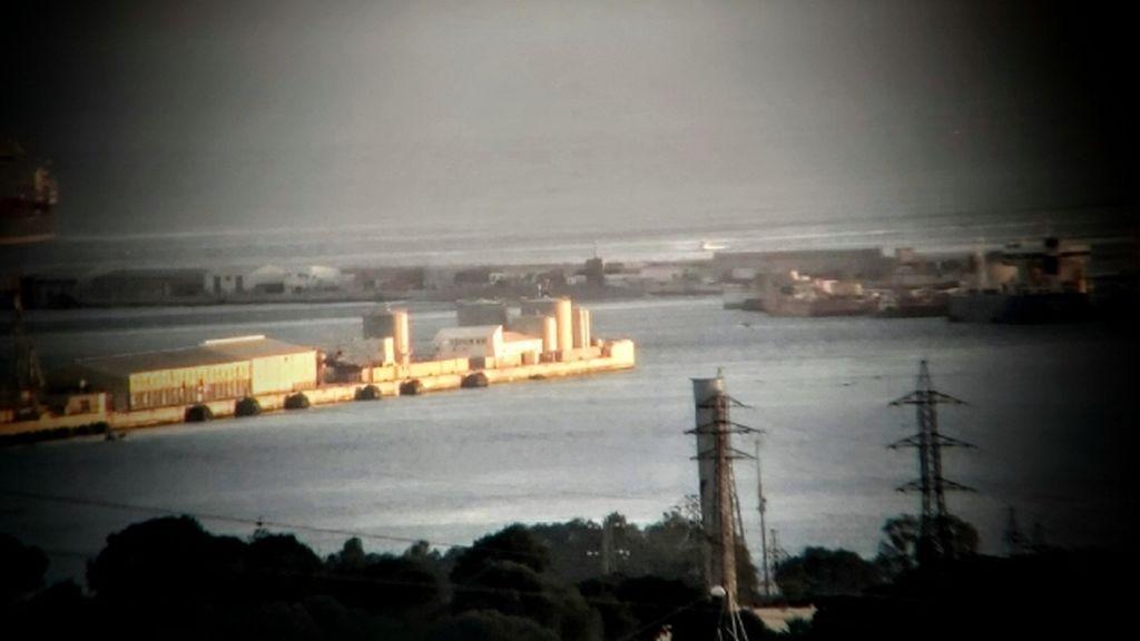Alarma ecologista en Gibraltar ante la llegada de un nuevo submarino nuclear