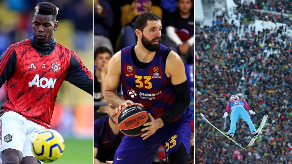 El deporte que no para: las alternativas a la Liga para estas Navidades, desde el 'Boxing Day', el Clásico de baloncesto o el Dakar