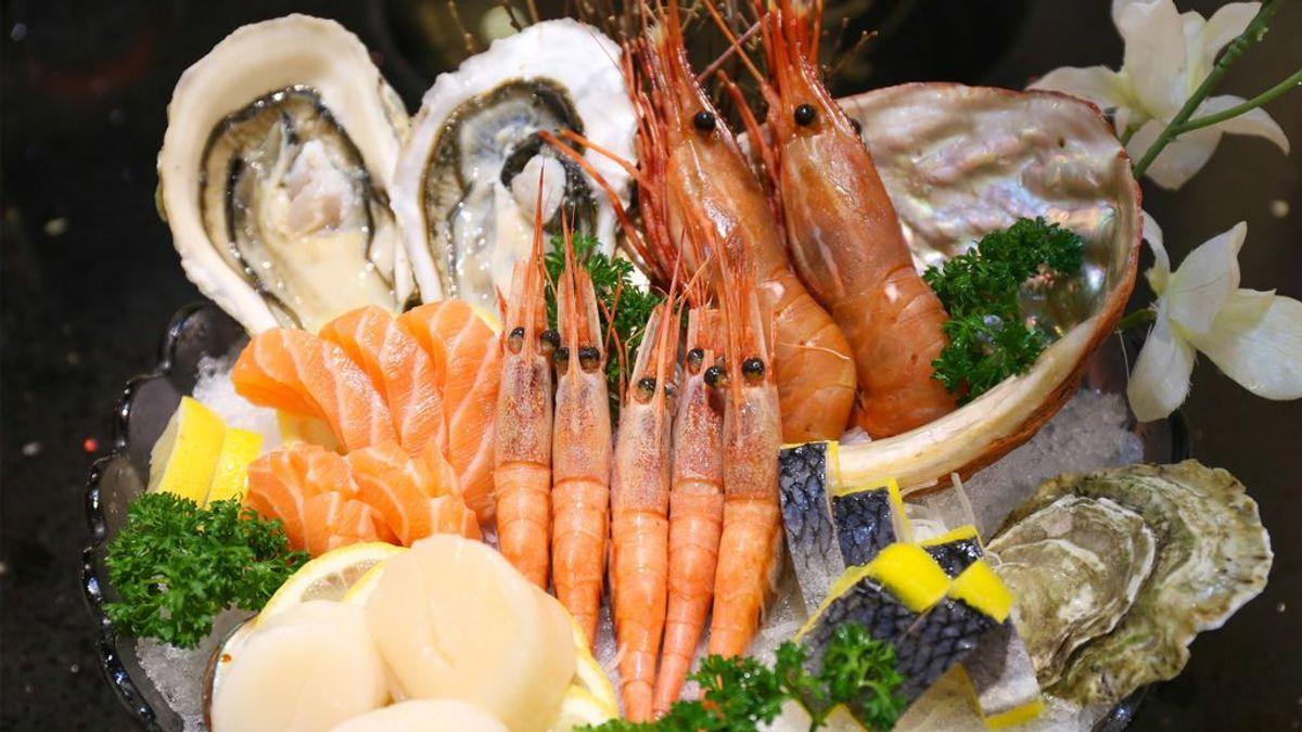 Atentos al marisco: es la alergia alimenticia más común, puede aparecer de repente y puede ser mortal