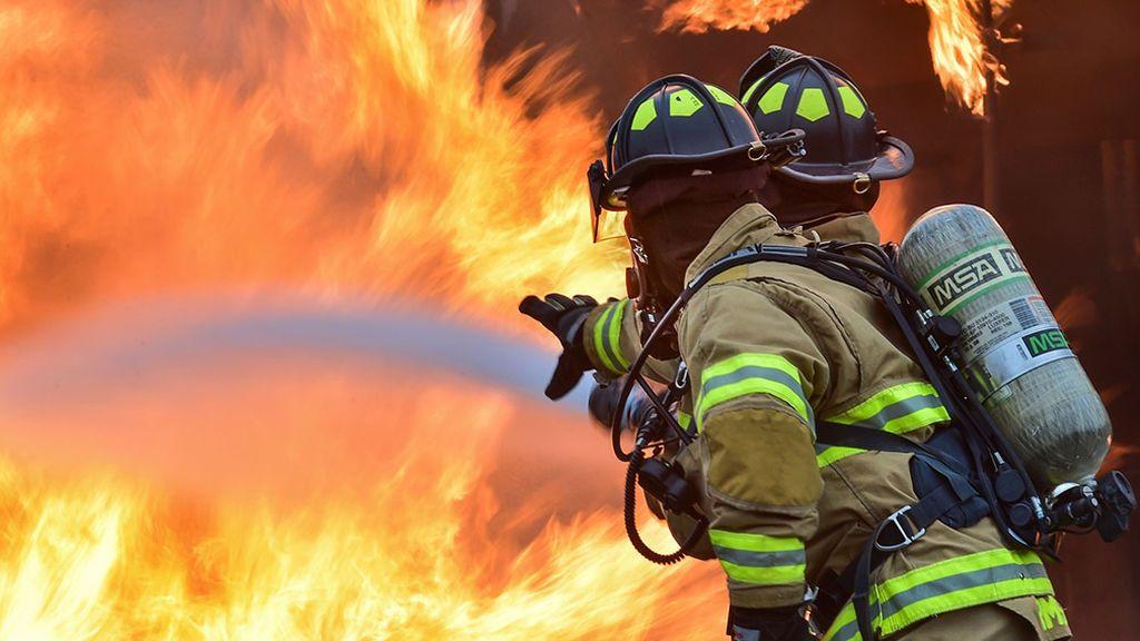 18 personas evacuadas en un incendio en Salamanca el día de Navidad