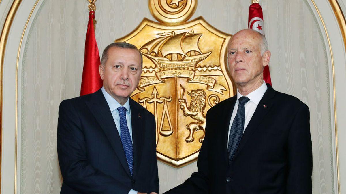 Nervios ante la ofensiva diplomática de Turquía en Libia