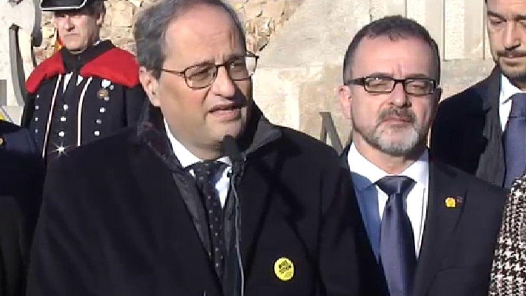 """Torra al Rey: """"Lo que es una seria preocupación es el Estado español hoy en Europa"""""""