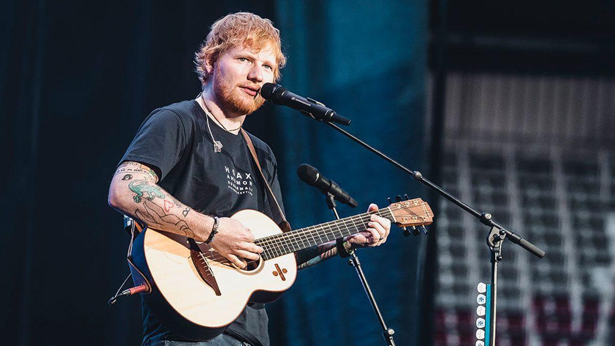 Ed Sheeran anuncia su retirada temporal de la música y las redes sociales