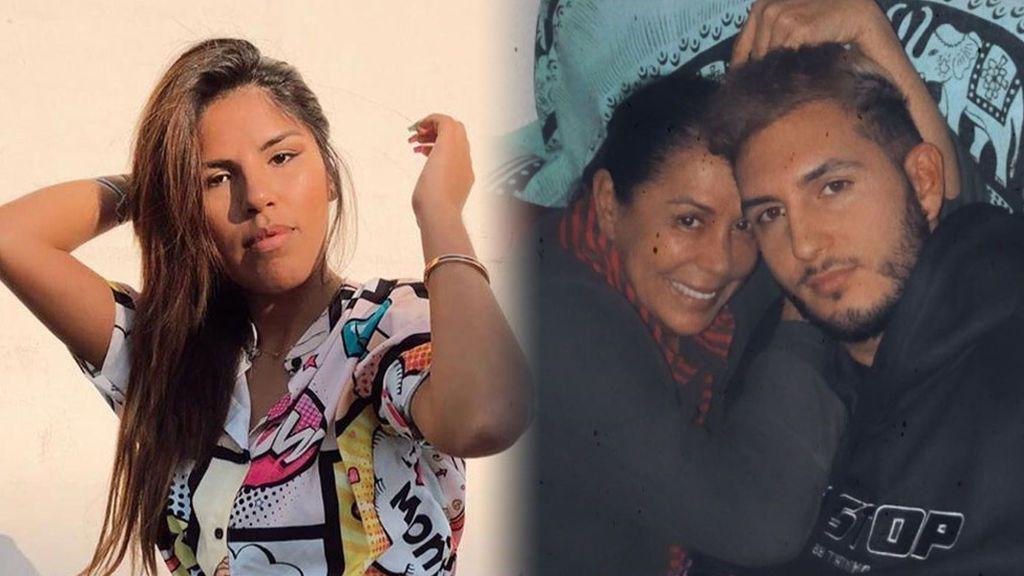 """Omar Montes posa con Isabel Pantoja y Chabelita reacciona: """"Uno elige con quién ser feliz"""""""