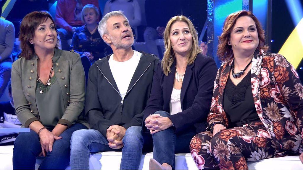 """Sergio Dalma se emociona con unas fans que se conocieron gracias a él: """"Que yo sea culpable de esta amistad es muy bonito"""""""